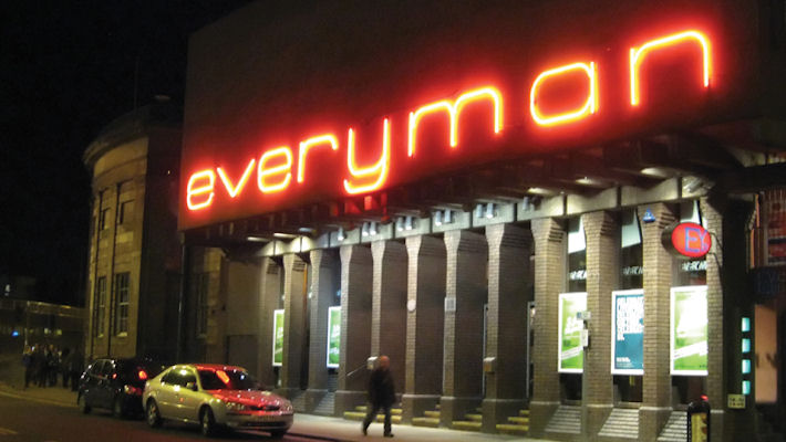 Restaurants near Liverpool Everyman
