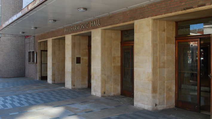 Restaurants near Liverpool Philharmonic